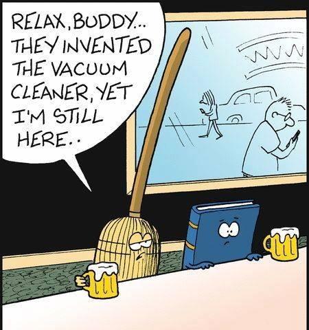 book vs. reader