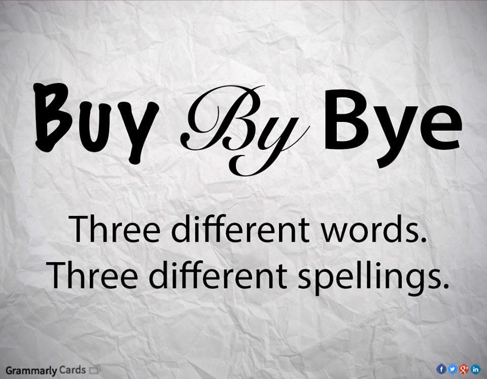 buy by bye